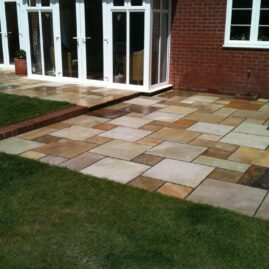 Garden Paving & Pathways